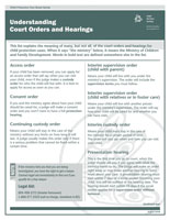 Understanding Court Orders and Hearings (English)