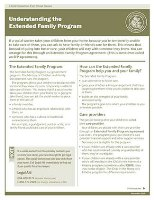 Understanding the Extended Family Program (English)
