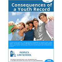 Consequences of a Youth Record (English)