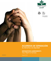 Separation Agreements: Your Right to Fairness (Spanish)