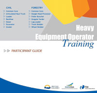 Heavy Equipment Operator Training: Student Participant Guide (2012)