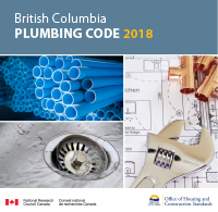 BC Plumbing Code - 2018 Online Subscription (5 Year / 1 User)